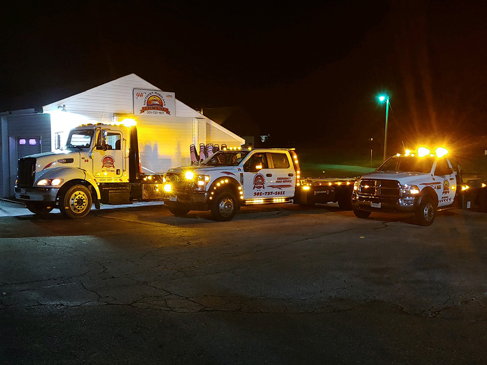 Southern Maryland Towing Gallery